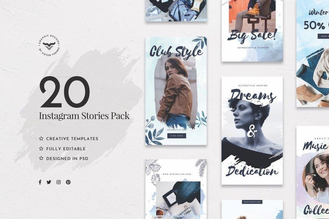 1a4a94c39b92272ca8a03ff367e67aca 30+ Best Instagram Post & Story Templates 2019 design tips