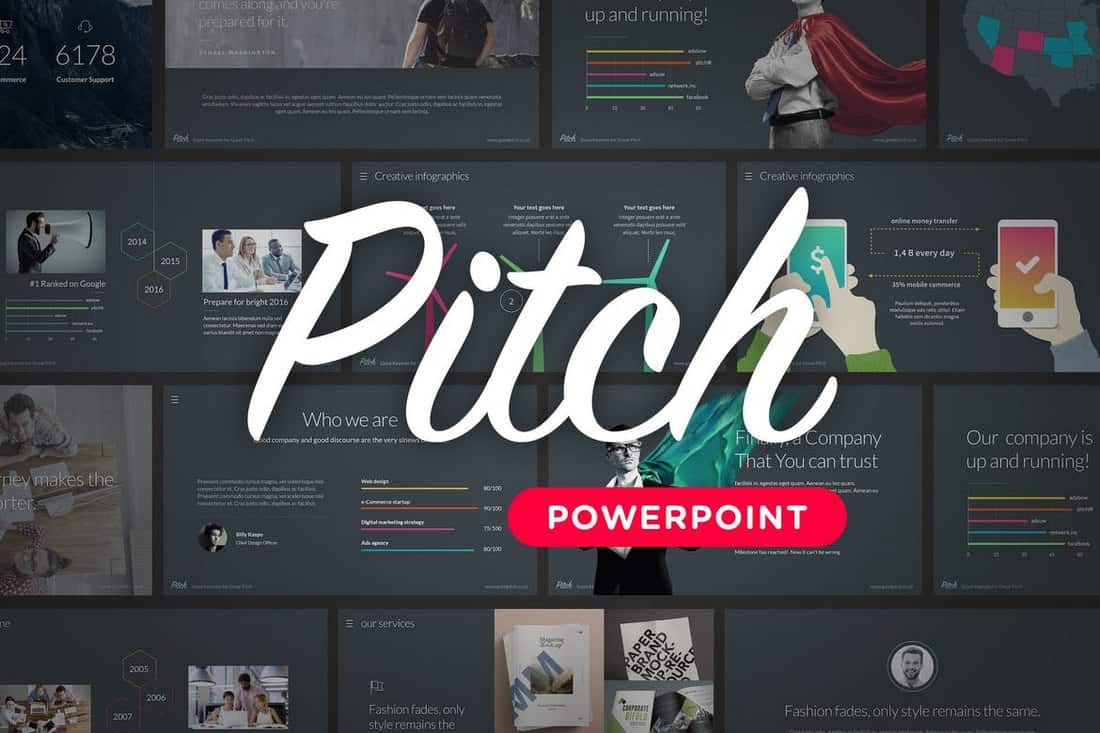 2bb555cca71ce96238419c8571705e05 20+ Best Startup Pitch Deck Templates for PowerPoint design tips