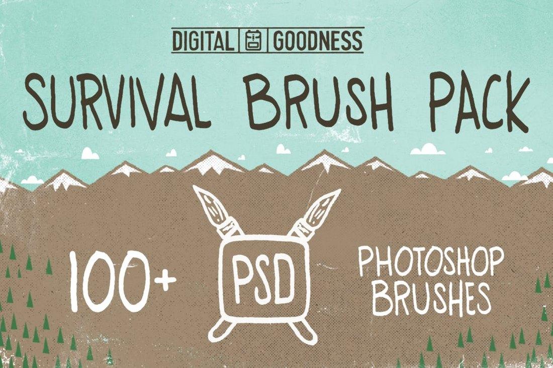 2ed7fe166578d456de9c2d368cb9dde6 30+ Best Photoshop Brushes of 2019 design tips