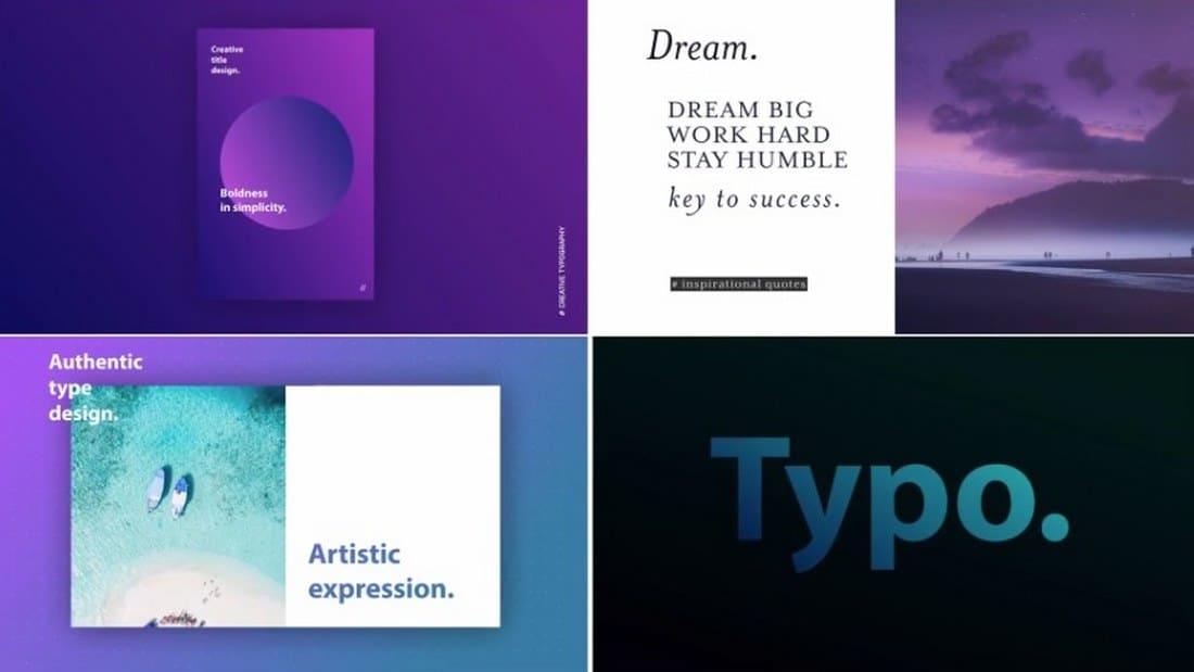 2febcad6df9666ce4ef9732fa4b62969 20+ Best Premiere Pro Animated Title Templates design tips