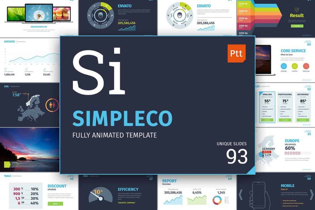 3d616f8f73982f61b6c7419ae30c7b8b 10 Professional PowerPoint Templates (And How to Use Them) design tips