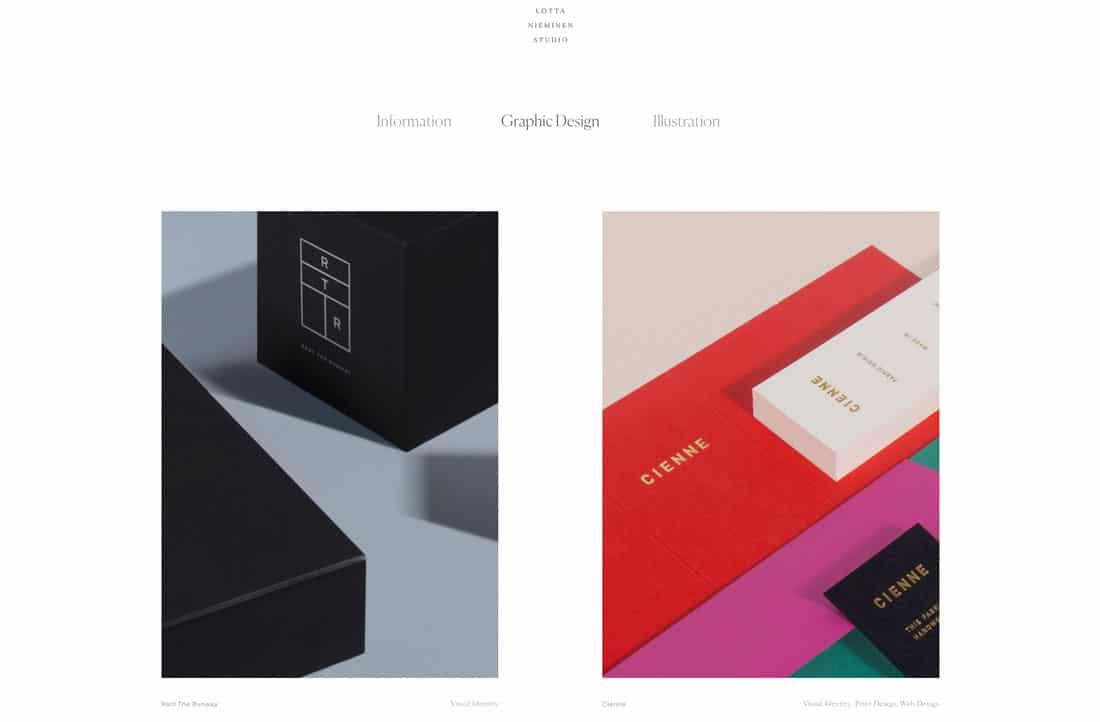 4b31abdae87c1f723ffa0fafd2382193 Portfolio Design Trends in 2019 design tips
