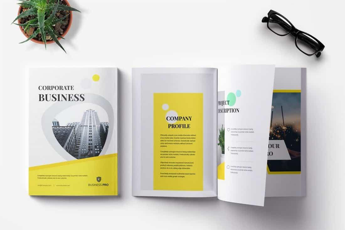 4fec7c2a058fdf30c3683182193ad535 25+ Best InDesign Brochure Templates design tips