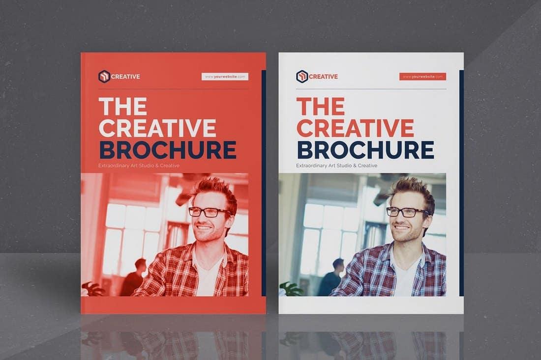 82a81b6f5d5ff9ab2a85955fcd55ab4e 25+ Best InDesign Brochure Templates design tips