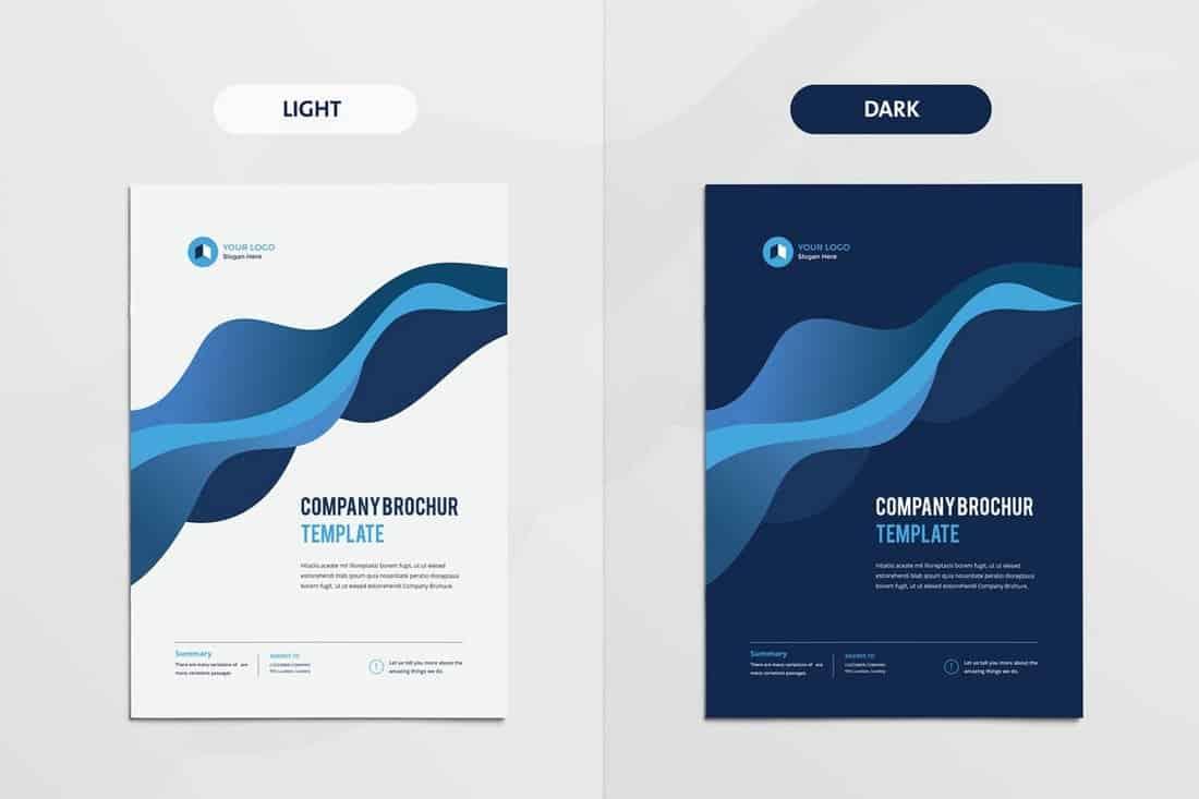 8959b3f22d18daed6442d243f0e5b244 25+ Best InDesign Brochure Templates design tips
