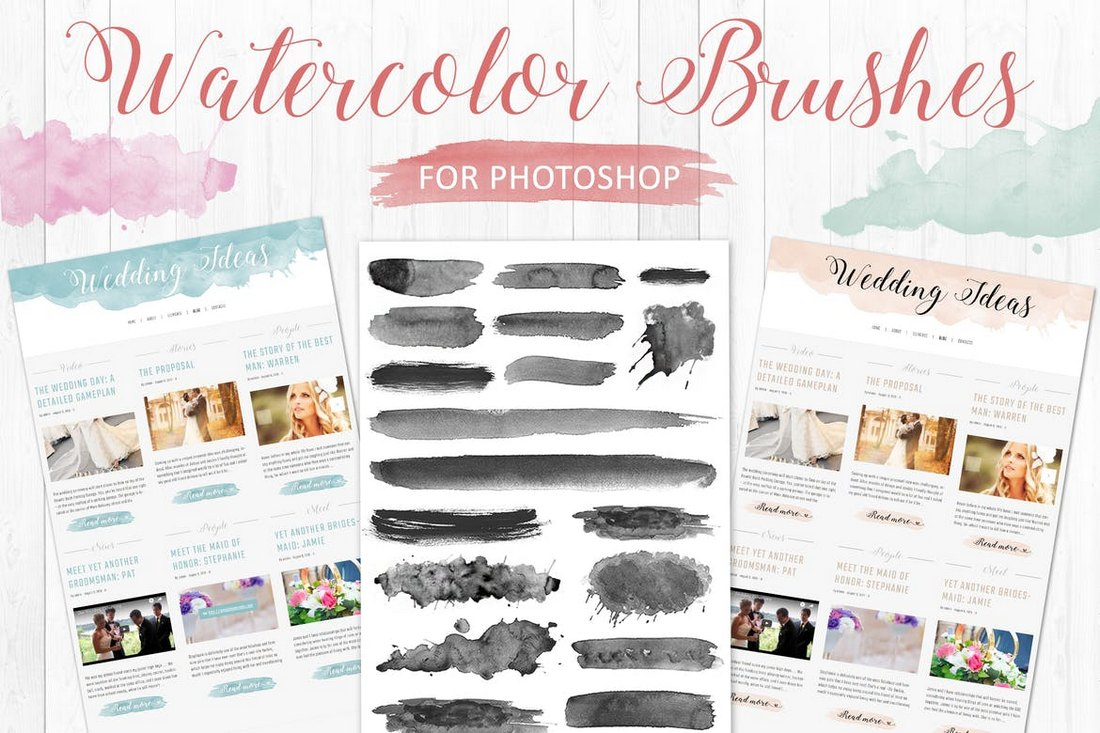 899aab59025ee8a19a50bde5a7ffbed7 30+ Best Photoshop Brushes of 2019 design tips