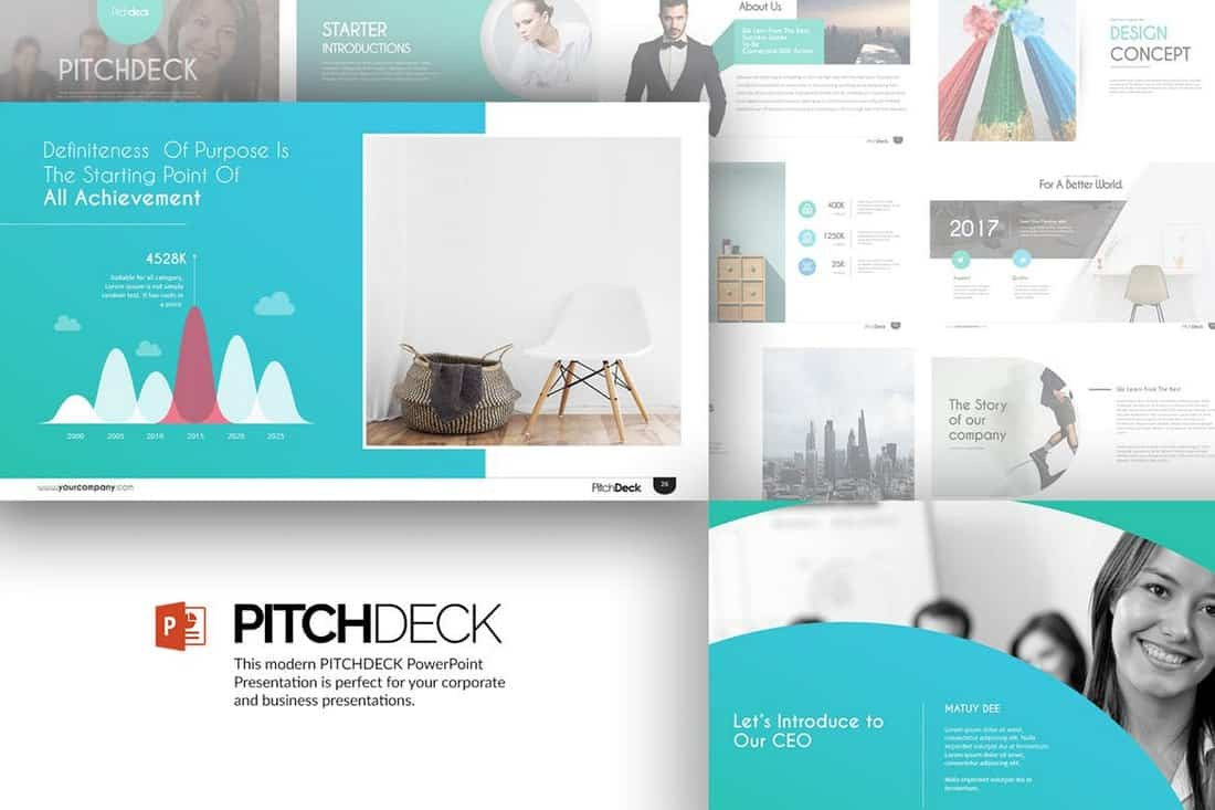 94a82ccf20d72836f7afc027f83fa27d 20+ Best Startup Pitch Deck Templates for PowerPoint design tips