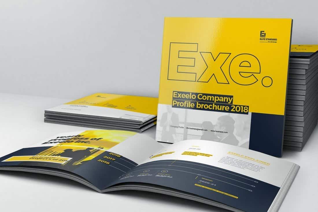 9ecad3e13b9abca285da8e91416c6aa6 25+ Best InDesign Brochure Templates design tips