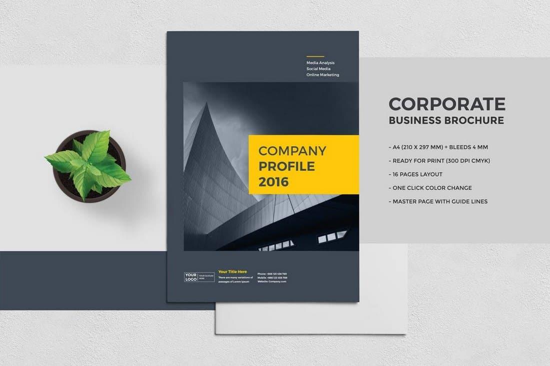 b79cbe6f662beb3efaffbbe2039bfe4b 25+ Best InDesign Brochure Templates design tips