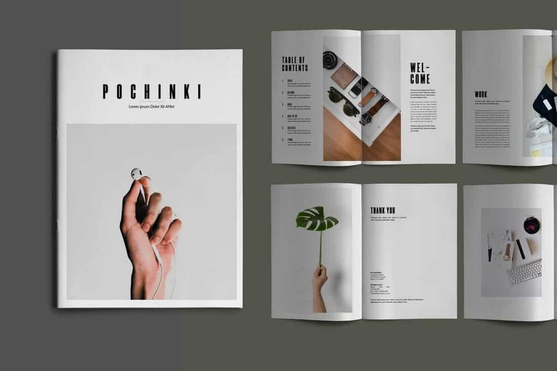 c0b5231eee276b0e6ffe6550a006eb73 25+ Best InDesign Brochure Templates design tips