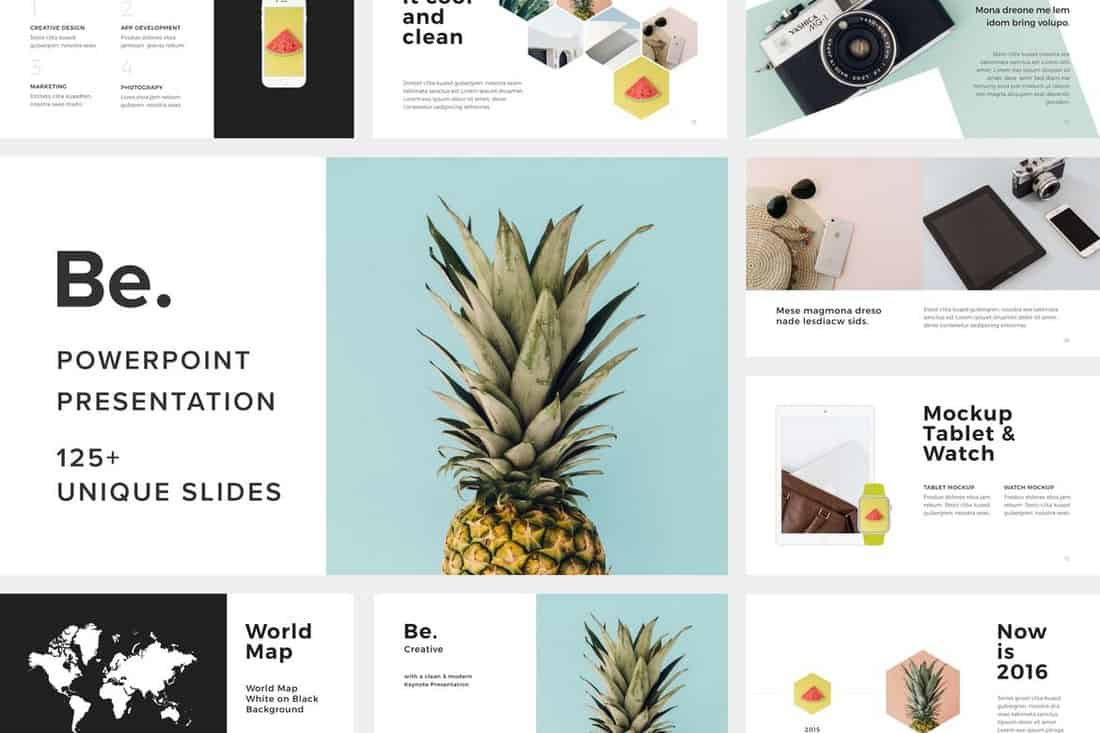 ea2e0a78704b3db10c00660c440ac132 10 Professional PowerPoint Templates (And How to Use Them) design tips