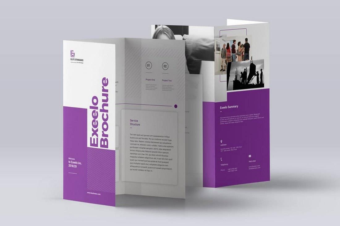 f0b2e0bbab5fd94fbcad5575cdf2deda 25+ Best InDesign Brochure Templates design tips