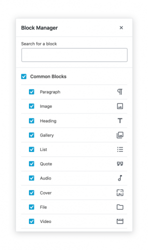 91c443d475841ad03fa93762dbaace17 Gutenberg 5.3 Introduces Block Management, Adds Nesting to the Cover Block design tips  News|WordPress|gutenberg