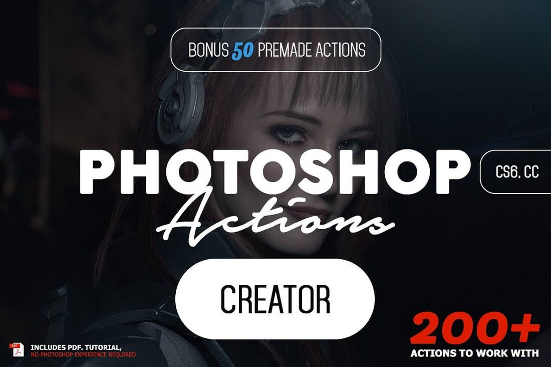 3c7cc674622b836b0f55caf747c158e6 50+ Best Photoshop Actions of 2019 design tips  Adobe Photoshop Actions