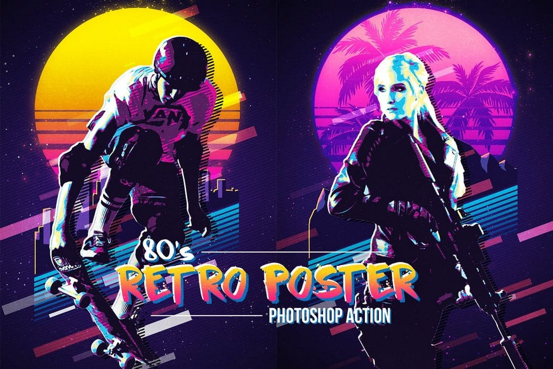 f548e7b4eed43b4364a6ad3c03940235-3 50+ Best Photoshop Actions of 2019 design tips  Adobe Photoshop Actions
