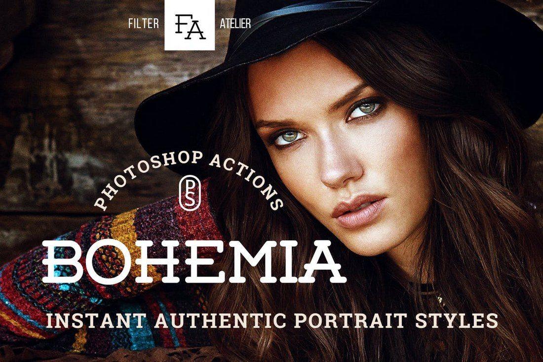 803911c019f808a3e69a5df835ac857d-2 30+ Best Portrait Photoshop Actions design tips