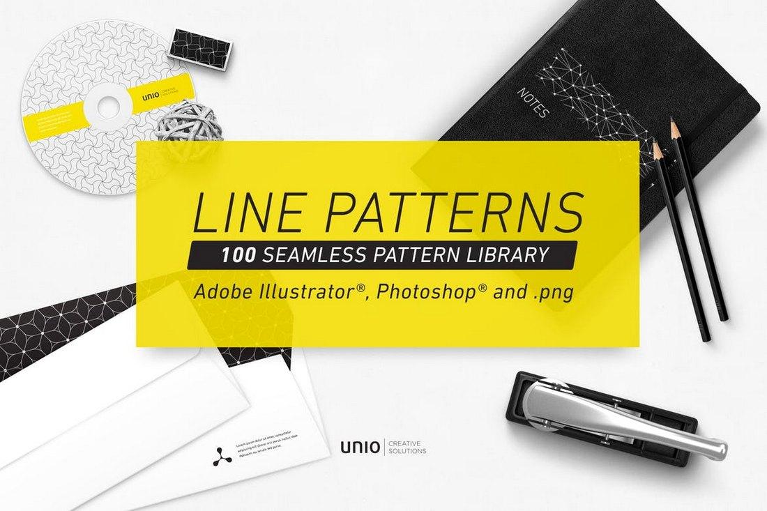 9f8bc83a26b919737d13c3b4c88ac5b8-3 40+ Best Photoshop Patterns of 2019 (Free & Pro) design tips