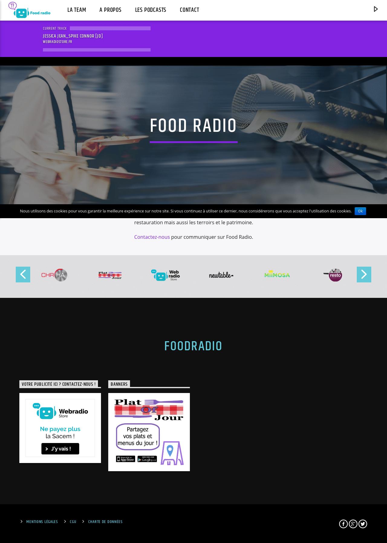 Food-Radio-France Food Radio France