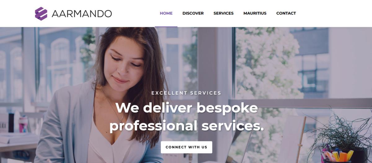 aarmando.. Aarmando Group – Accounting Firm