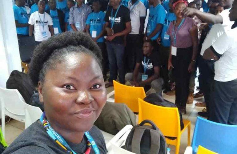 At-WordCamp-Kampala-2020-770x500 People of WordPress: Mary Job WPDev News
