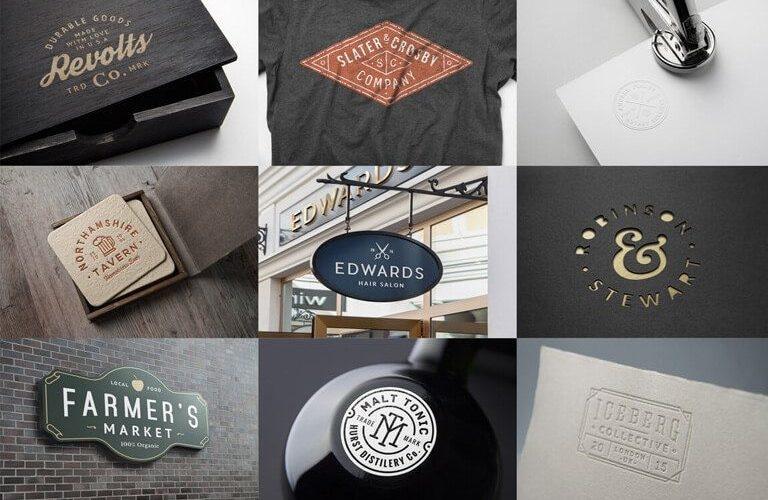 logo-mockups-768x500 100+ Logo Mockup Templates (PSD & Vector) design tips