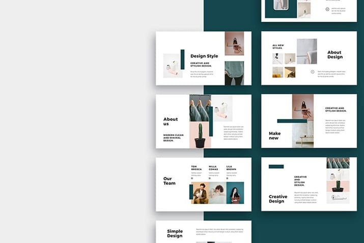 simple-powerpoint-templates-1 20+ Simple PowerPoint Templates (With Clutter-Free Design) design tips