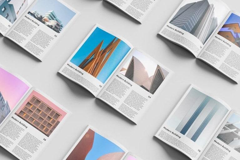 booklet-mockup 20+ Booklet Mockup Templates (Free & Premium) design tips