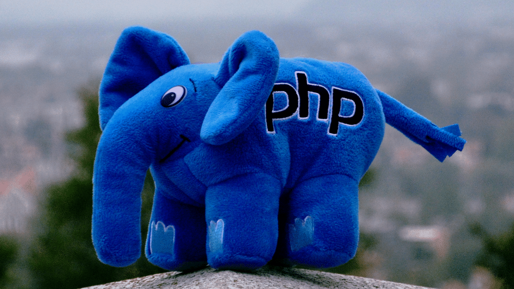 elephpantblue PHP Marks 25 Years design tips