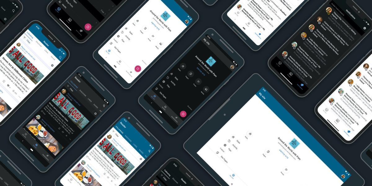 improved-navigation-wordpress-apps Improved Navigation in the WordPress Apps WordPress