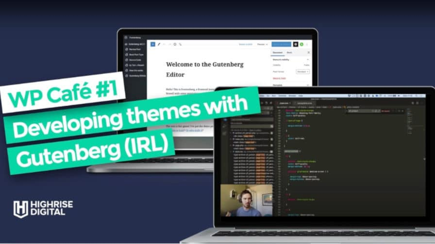 wp-cafe-ep-1 WP Café to Host Live Discussion on Gutenberg Theme Development design tips