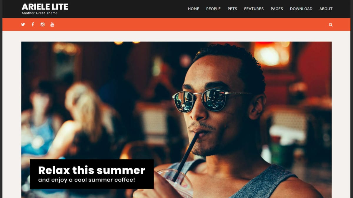 ariele-lite-featured Ariele Lite Is a Fun and Refreshing Theme for WordPress Bloggers design tips