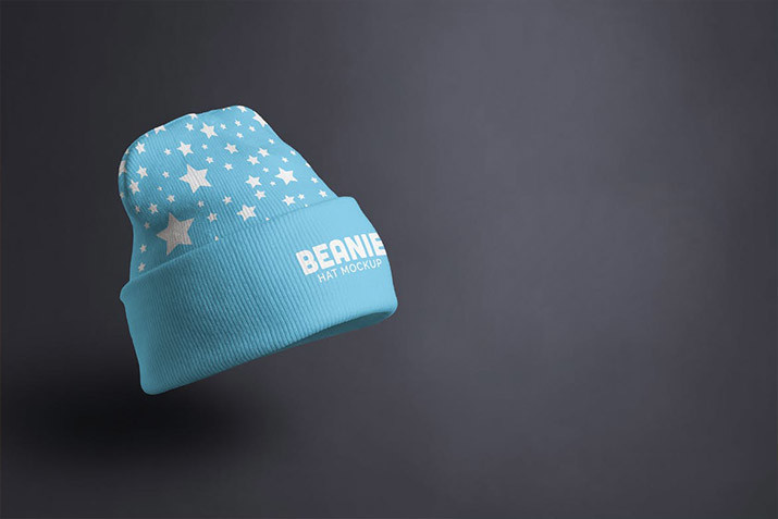 beanie-mockup 20+ Beanie and Hat Mockup Templates (Free & Premium) design tips