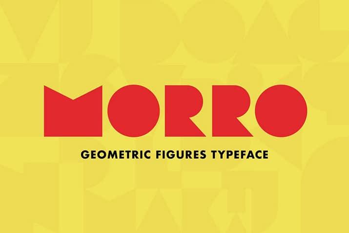geometric-fonts 20+ Best Geometric Fonts 2020 (Free & Premium) design tips