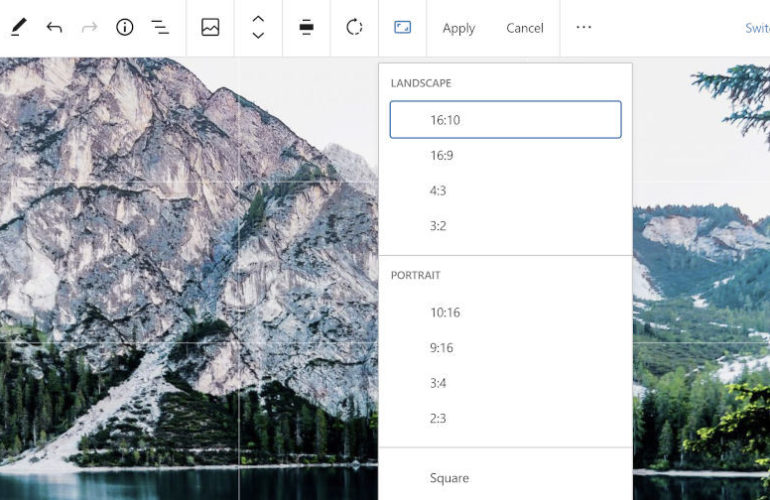 gutenberg-83-featured-1-770x500 Gutenberg 8.4 Adds Image Editing, Includes Multi-Block Controls, and Enables Block Directory Search design tips