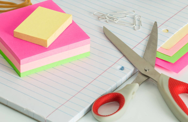 scissors-paper-sticky-notes-770x500 Are Plugin Authors to Blame for the Poor Admin Notices Experience? design tips