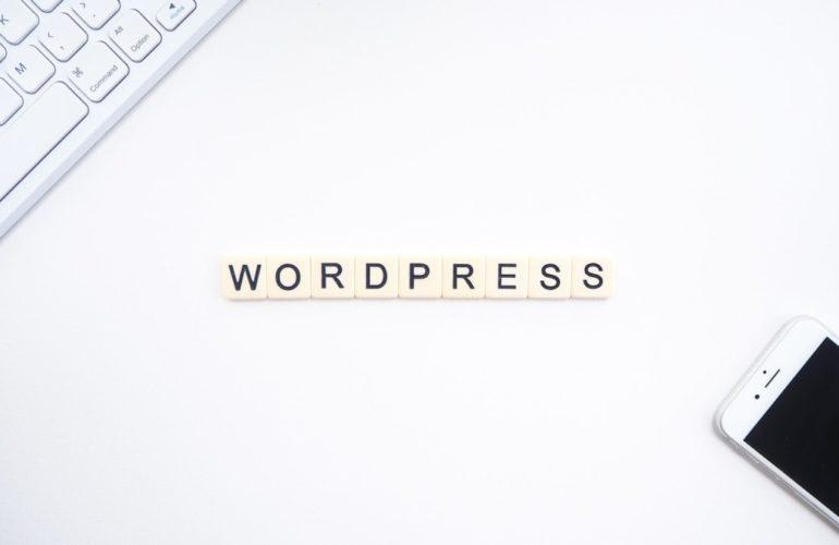 wordpress-770x500 University of Wisconsin Offers Free Course on Creating WordPress Websites design tips