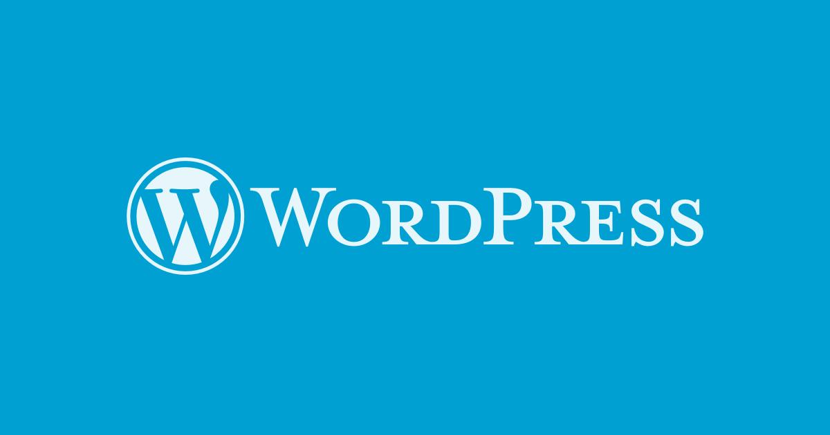 wordpress-bg-medblue-1 WordPress 5.5 Beta 1 WPDev News