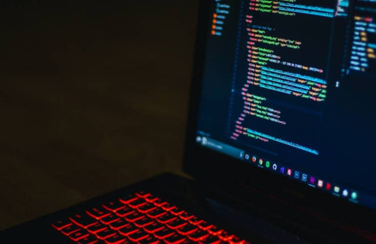 laptop-code-770x500 WordPress Should Bump PHP Support on a Transparent and Predictable Schedule design tips