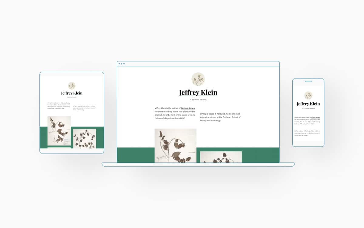 theme_devices_4-3 Seedlet: A New, Sophisticated Theme Fully Powered By the Block Editor WordPress