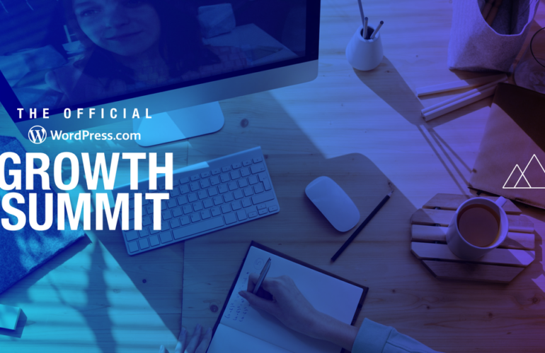 wpsummit-image-purple-770x500 Hosting Live (Virtual!) Events: Lessons from Planning the WordPress.com Growth Summit WordPress