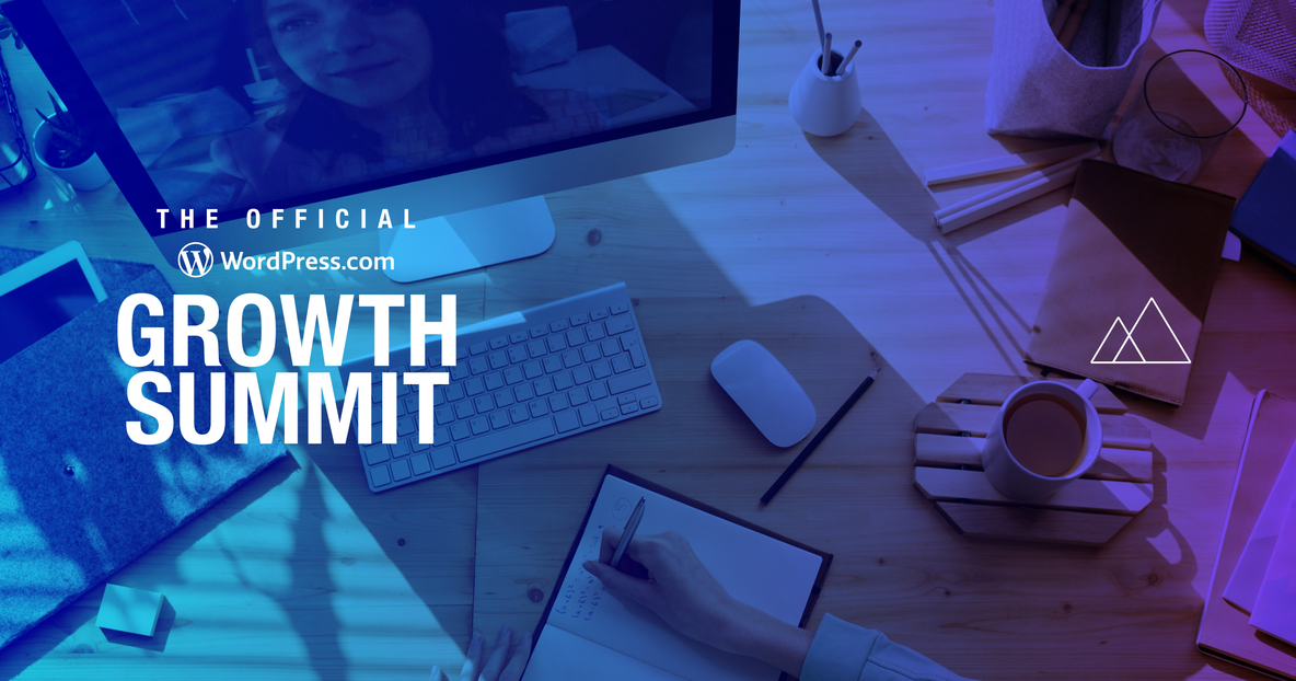 wpsummit-image-purple Hosting Live (Virtual!) Events: Lessons from Planning the WordPress.com Growth Summit WordPress
