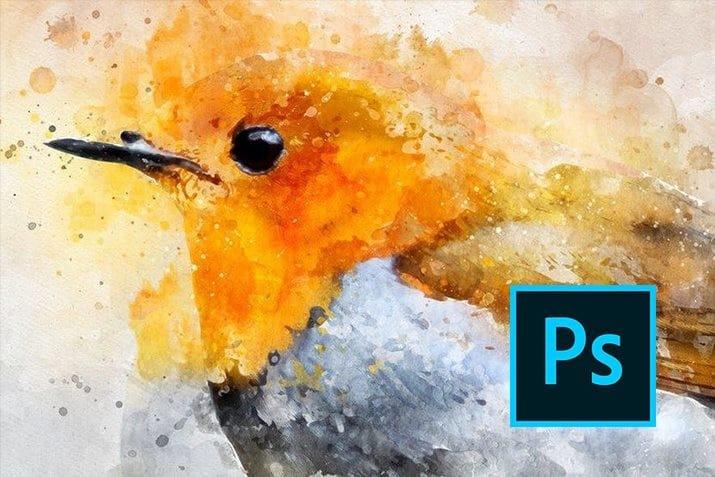 best-watercolor-photoshop-actions 30+ Best Watercolor Photoshop Actions design tips