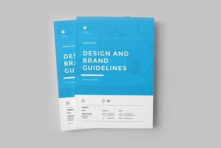 brochure-templates 70+ Modern Corporate Brochure Templates design tips
