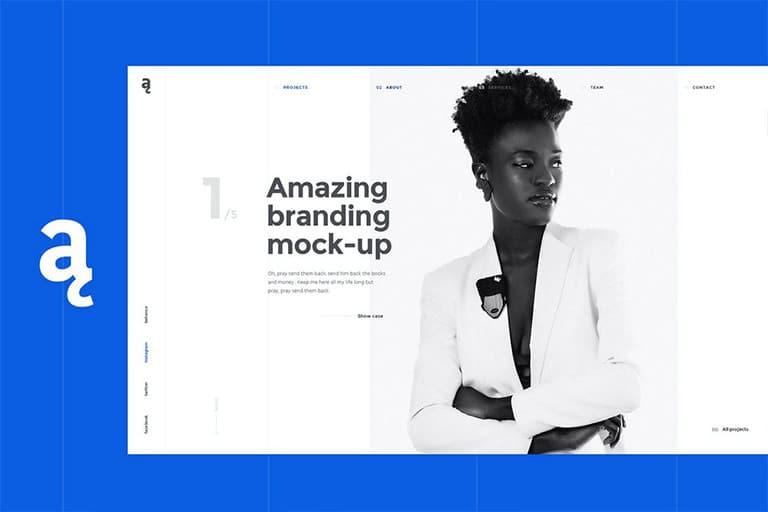 graphic-design-portfolio-examples 10 Best Graphic Design Portfolio Examples + Templates design tips