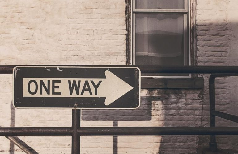 one-way-sign-770x500 WordPress Support Team Seeks to Curb Support Requests for Commercial Plugins and Themes design tips