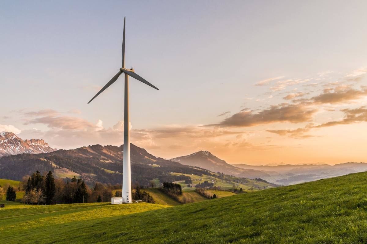 wind-turbine-field Toward zero: Reducing and offsetting our data center power emissions WordPress