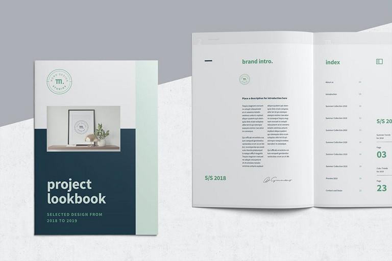 lookbook-catalog-templates 22+ Best Lookbook & Catalog Templates (Free & Premium) design tips