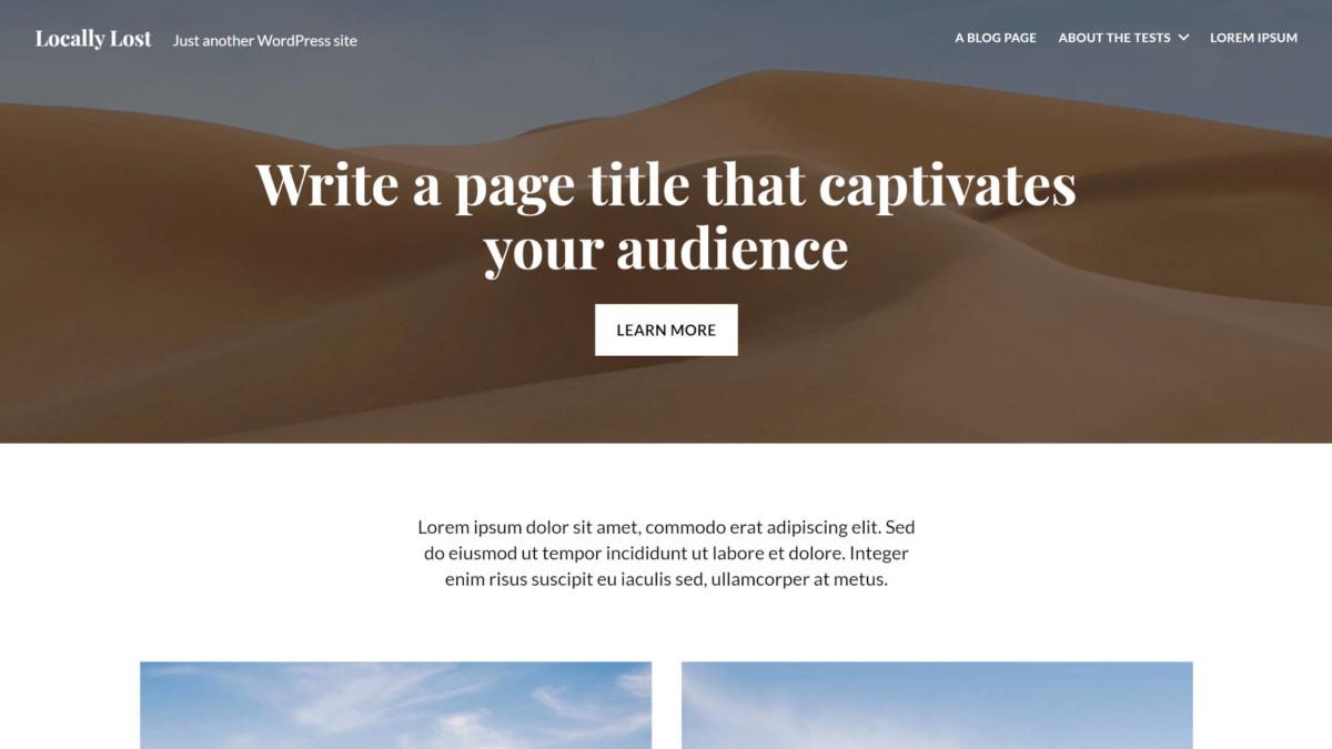 twentig-featured Supercharge the Default WordPress Theme With Twentig, a Toolbox for Twenty Twenty design tips