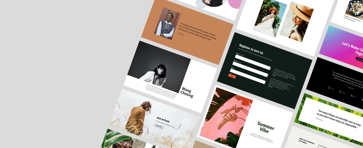 wordpress-gutenberg-block-patterns Introducing Patterns: Prebuilt Blocks for Beautifully Designed Websites WordPress