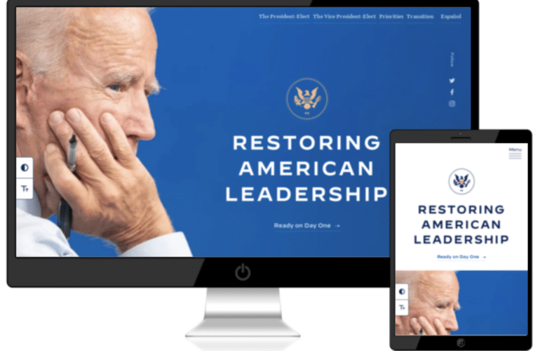 Screen-Shot-2020-11-09-at-9.23.17-PM-770x500 Biden-Harris Transition Website Launches on WordPress design tips